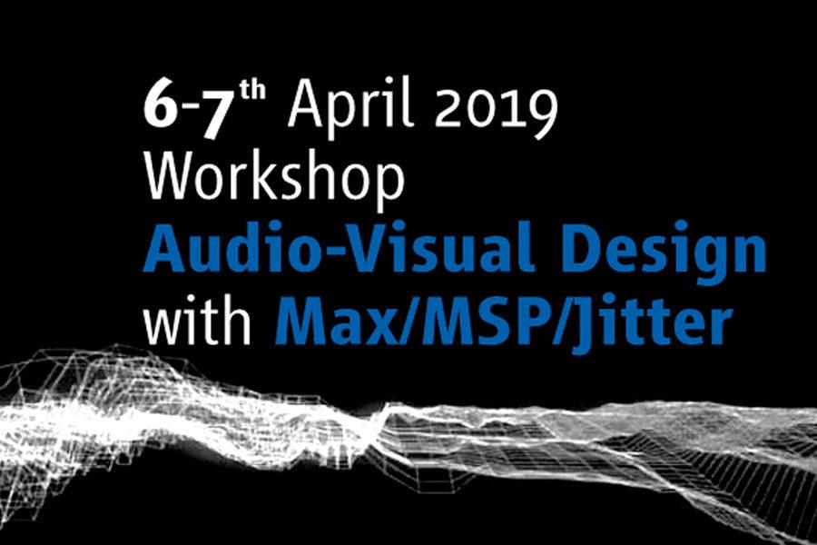 Max/MSP/Jitter workshop